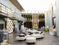 Be Inspired PR Gold Glitter Party on Inspired by This Blog