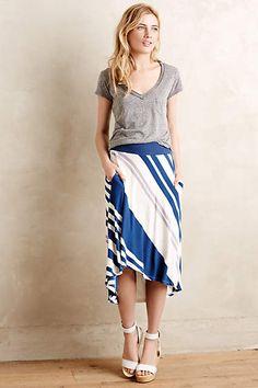 love the skirt from anthropologie