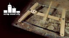 Scrap wood City - YouTube