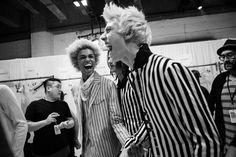 Backstage: John Varvatos Spring/Summer 2016 | Male Fashion Trends