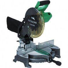 Hitachi Miter Saw 1520w C10fce2 Light Machinery In