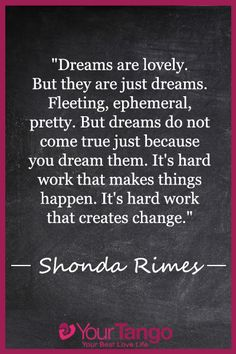 6 Inspiring Quotes From Shonda Rhimes: In light of Shonda Rhimes' mega-inspiring commencement speech at Dartmouth College (her alma mater), we've put together a list of some of our favorite quotes! Read more: http://www.yourtango.com/2014218675/6-inspiring-love-quotes-shonda-rhimes