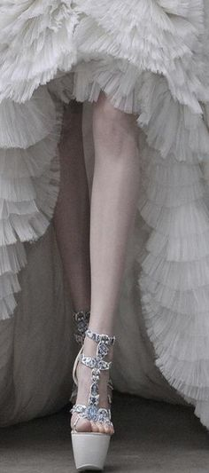Alexander McQueen ♥✤ | Keep the Glamour | BeStayBeautiful
