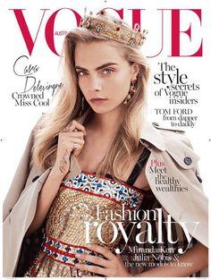 Vogue Australie Octobre 2013