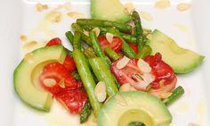 Grüner Spargel trifft rote Früchte - Aufgetischt Rezepte - Mittelbayerische