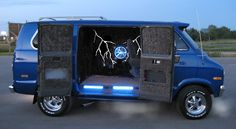 Dodge Good Times Van   If that's not enough - look at this crazy VIDEO of the van.