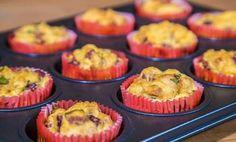 Velikonoční nádivkové muffiny