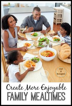 Create family mealtimes that you'll actually enjoy with your kids. No more picky eaters, no more complaining about new foods.  I love how this post has some great parenting tips and hacks to make mealtimes fun with kids!