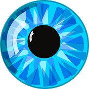 Eye, Blue, Pupil, Eyeball, Iris