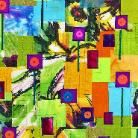 Dianne Vottero Dockery: art quilts and mixed media collage