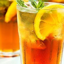Recept voor ice tea (suikervrij, zonder troep)