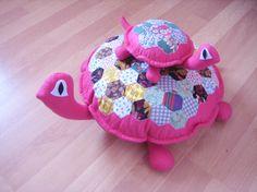 turtles by Coser pó boneco