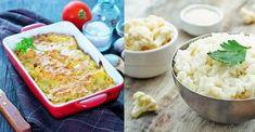 Vill du dra ner på kolhydraterna? Här är fem supergoda alternativ till pasta, ris och potatis.