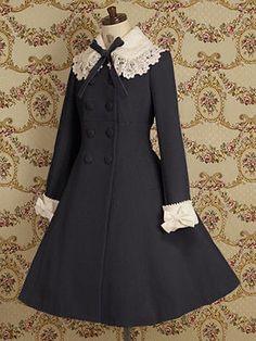 Abrigo gótica hecha a mano de lolita impresionante ~ ~ madura adorable Moda ~ Fine ladies warm | Ropa, calzado y accesorios, Ropa para mujer, Abrigos y chaquetas | eBay!