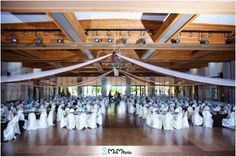 Wedding & Reception venue in Folsom Community Center, California.