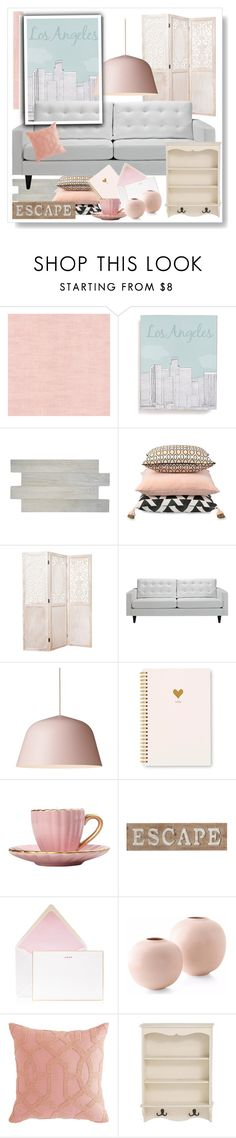 """""""Escape .."""" by gul07 ❤ liked on Polyvore featuring interior, interiors, interior design, home, home decor, interior decorating, SomerTile, Abigails, Pier 1 Imports and Bell'Invito"""