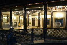 Looking into the Foyer. #Bradburry #OIADesign #Pune #hotels