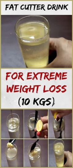 Fat Burner Drink – For Extreme Weight Loss (10 Kgs)