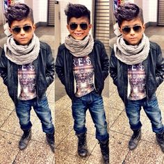 Kids fashion #outfit #boy