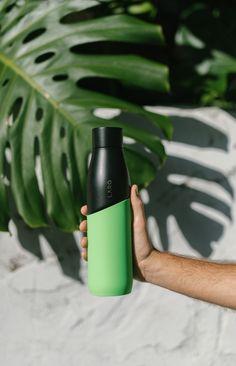 Self-cleaning bottle LARQ Bottle Movement By LARQ
