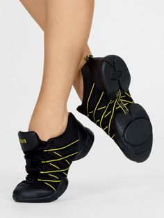"Free Shipping - ""Criss Cross"" Adult Dance Sneaker by BLOCH"