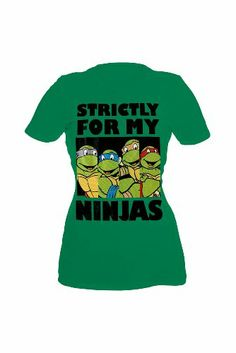 $24.50 Teenage Mutant Ninja Turtles Strictly Girls T-Shirt 2XL #Clothes