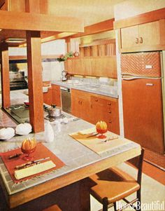 19 House Beautiful Interiors from the 1960s to celebrate the Mad Men season premiere