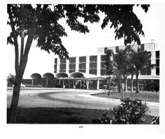 The new 200-bed Clark AB Hospital (now called Regional Medical Center) was completed in April 1964 at a cost of $4.5 million. The new hospital occupied the same site (off Dyess Highway near its intersection with O'Leary Avenue) that had been in use this purpose for some time. The original For Stotsenburg hospital had been located at the east end of the Parade Ground, on the site now occupied by the Headquarters Building for the 3d Combat Support Group.