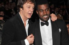 "These Kanye West Fans Want To Know: ""Who Is Paul McCartney?"" Cuz Kanye just handed this guy a career!"