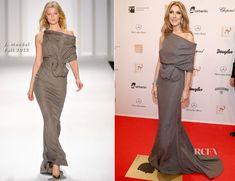 Celine Dion In J Mendel - 2012 Bambi Awards