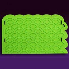 Molde de silicona para Modecor decoraciones en relieve - Encaje -12.95€