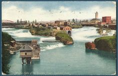 I never been to Spokane, Washington, but I know someone who live there, and from what I hear--it is really beautiful. I would love to visit one day!! :)