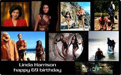Linda Harrison //  happy 69 birthday