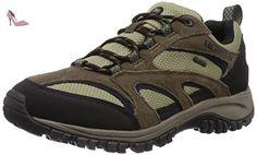 Merrell - Phoenix Gore - TEX - Chaussure de randonnée - Homme - Multicolore (Sauge/Brun) - 43,5 EU - Chaussures merrell (*Partner-Link)