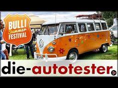 VW Bullifahrer sind meist gut gelaunt und sie schauen sich immer gerne andere Bullis an. Das Bulli Summer Festival im Allerpark in Wolfsburg bietet dazu reichlich Gelegenheit. Ich habe mich vor Ort einmal umgeschaut und viele tolle VW Transport gefunden. Vom VW T1 Sambabus bis zum neuen VW T6 California den ich als mein Hotel genutzt habe ist Alles dabei. 1.000 Bullis und ihre Besitzer feiern hier 70 Jahre VW Bulli. Quelle: http://ift.tt/1ISU4Q3  Gerne kannst Du unsere Videos kostenlos auf…