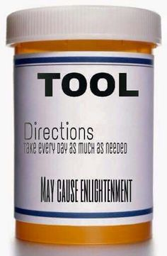 Does cause enlightenment!