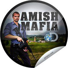 Steffie Doll's Amish Mafia: Brother's Keeper Sticker | GetGlue