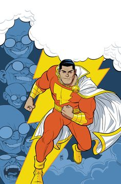"""With One Word, Captain Marvel Brings Magic to the Comic Book Medium in """"The Multiversity: Thunderworld"""" [Review]"""
