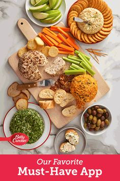 Retro-Fabulous Cheese Balls Are the App Everyone Has Always Wanted Cheese Ball Recipes, Appetizer Recipes, Bagel Chips, Types Of Cheese, What Recipe, Pepper Jack Cheese, Creamy Cheese, Bisquick, Holiday Appetizers