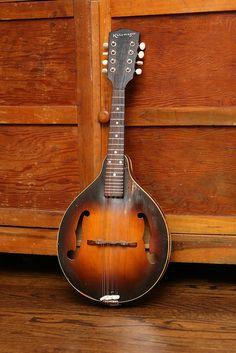 1930's Gibson Kalamazoo Mandolin