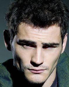 Iker Casillas <3 real madrid.