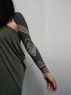 Tattoo by Sven Waeber - https://www.instagram.com/svenwaeber/