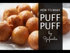 This is my tried, tested and proved Nigerian puff puff recipe. I am an unashamed puff puff addict and I have perfected the art. Try it!