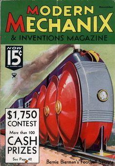 Modern Mechanix – Nov, 1935 | Modern Mechanix