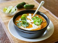 Red Lentil and Coconut Curry Soup