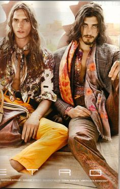 Vintage Gypsy | Gypsy men Wow | Gypsy Carnivale: Nomadic Beauty