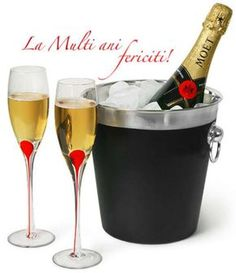 Image detail for -champagne. Birthday Wishes, Birthday Cards, Happy Birthday, An Nou Fericit, Wine Bottle Images, Champagne, Happy New Year Images, Bento Box, Holidays And Events