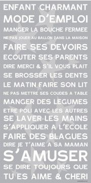 Chambre enfant - Déco par pièce Ways To Be Happier, Family Rules, Magic Words, Learn French, Love Words, Kids And Parenting, Words Quotes, Diy For Kids, Quotations