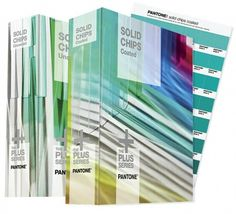 solid PANTONE Colors Tear-out chips on replaceable binder pages Text-weight stock Pantone Matching System, Color Balance, Color Card, Text Color, Pantone Color, Color Correction, Painting On Wood, Digital Image, All The Colors