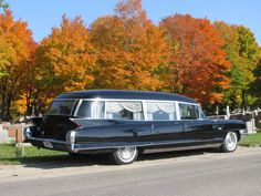 '62 Cadillac hearse This is the one , i was born in '62 and i can have my last ride in this beautiful '62